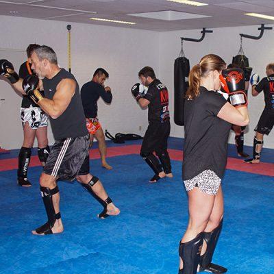 Thaiboksen Kime Sports